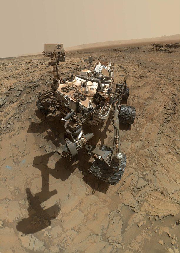 NASA Martian Lander