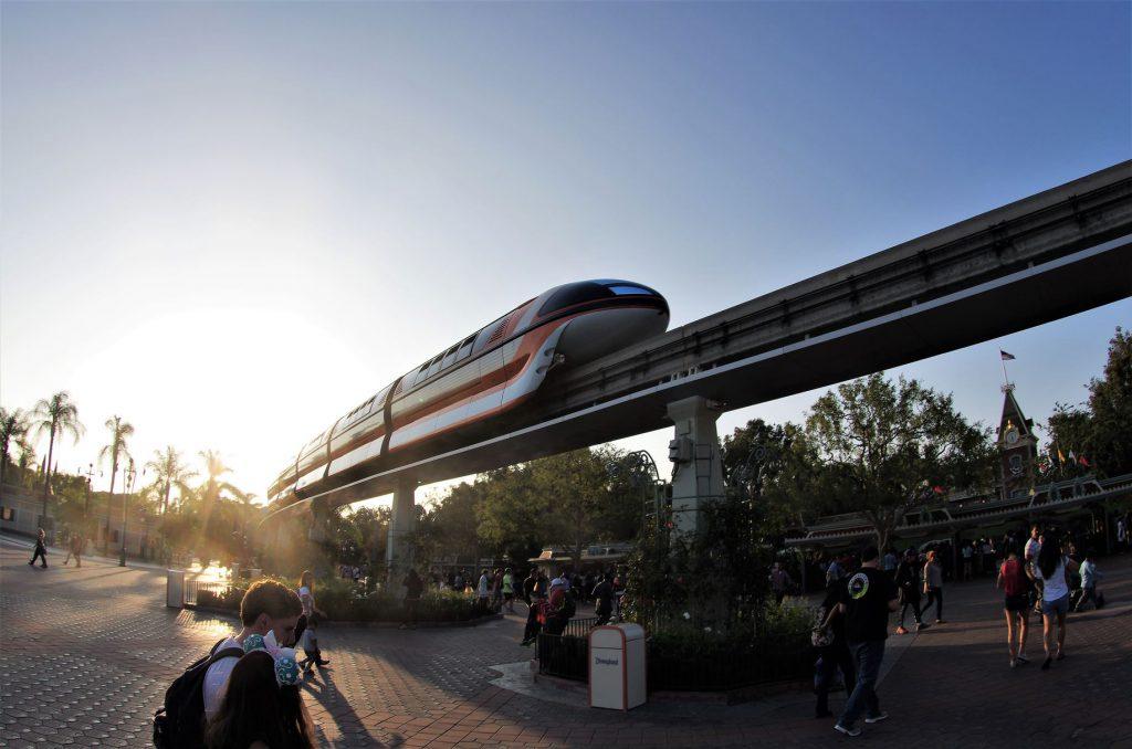 Disney Monorail