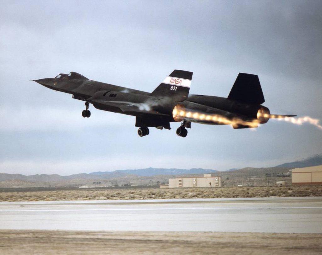 Blackbird - the world's fastest jet aircraft